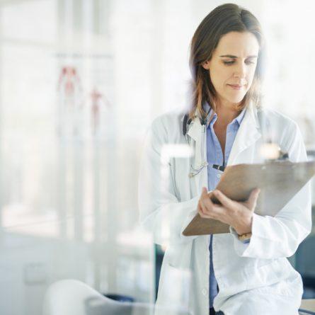 carreira na área da saúde
