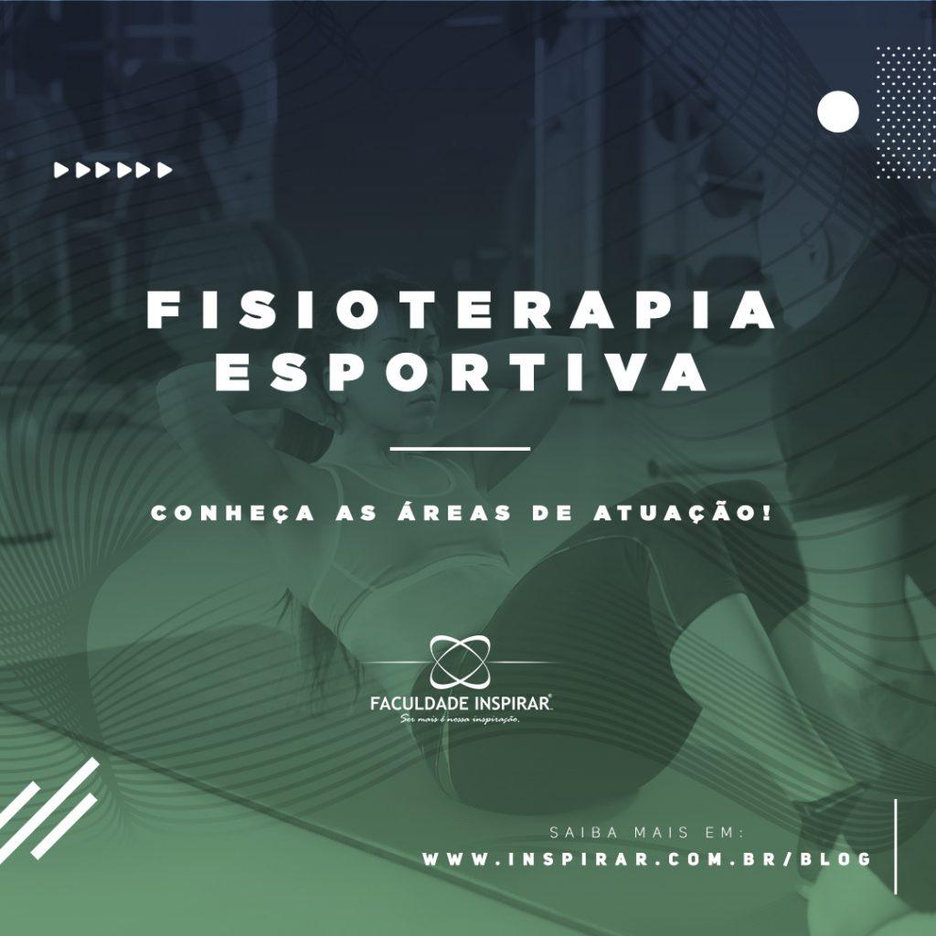 Fisioterapia esportiva: conheça essa área de atuação!