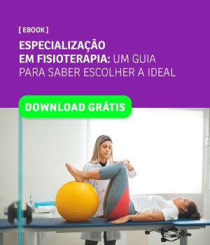 specialização em Fisioterapia