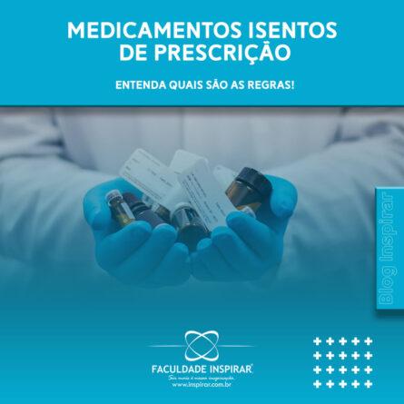 medicamentos isentos de prescrição