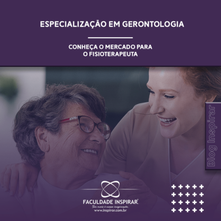 especialização em gerontologia