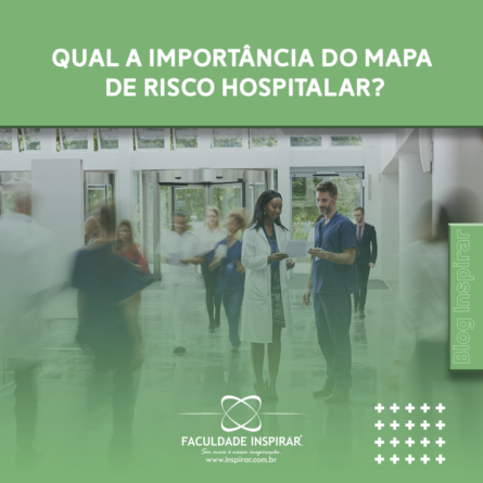 mapa de risco hospitalar
